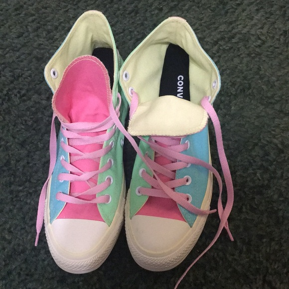 9adf715b96c7 Converse Shoes - Brand New Pastel Converse High Tops